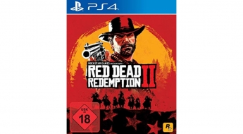 Акция на RED DEAD REDEMPTION 2