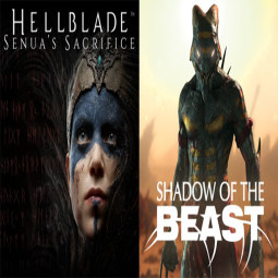 Shadow of the Beast + Hellblade: Senua's Sacrifice